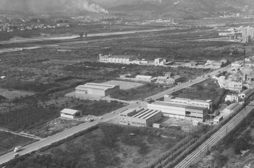 Foto histórica el Pla