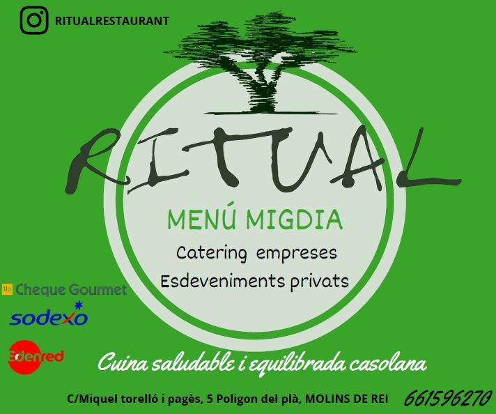 Publicidad Restaurant Ritual