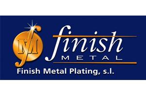 Logo Finish Metal