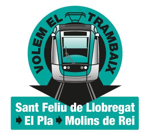 Logo Plataforma Volem el Trambaix
